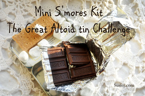 susiej mini s'mores kit