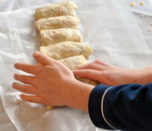 baked egg rolls006