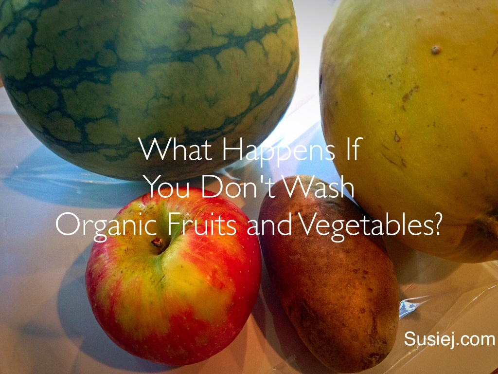 Susiej Three Ways to Wash Produce